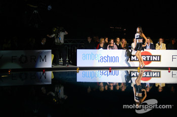 Amber Fashion which benefits the  Elton John Aids Foundation