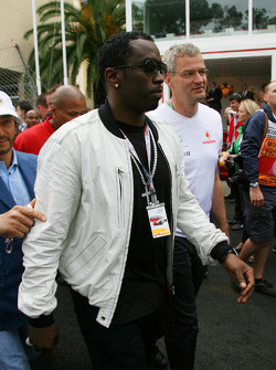 P Diddy, Sean Combs, American Hip Hop Music Artist