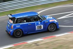 #110 Schirra Motoring BMW Mini Cooper S: Friedrich von Bohlen u. Hallbach;Bernhard Laber