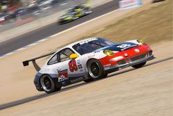 #88 Farnbacher Loles Porsche GT3 Cup: Steve Johnson, Dave Lacey
