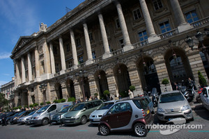 FIA Place de la Concorde headquarters