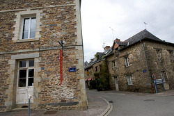 Visit of Lohéac, a village in nearby Bretagne region