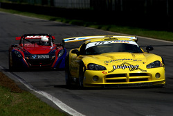 #7 A+ Racing Dodge Viper Competition Coupe: Tom Van De Plas, Wim Lumbeeck