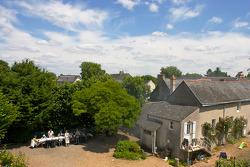 Scenery in the Loire region