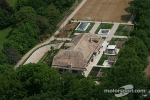 Visit of Michael Schumacher's house