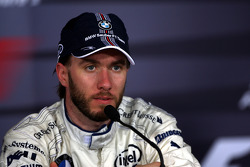 Press conference: Nick Heidfeld