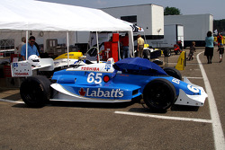 Indy cars & IRL paddock