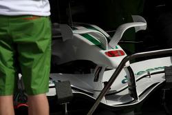 Honda Racing detail