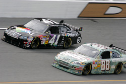Reed Sorenson and Dale Earnhardt Jr.