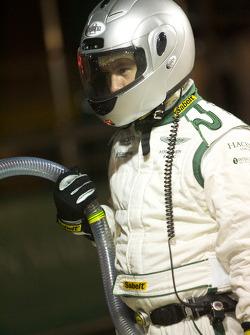 Aston Martin Racing refueler