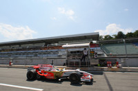 Hockenheim July testing