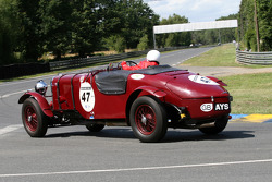 #47 Lagonda Lg45 1937: Colin Bugler, Martin Bugler