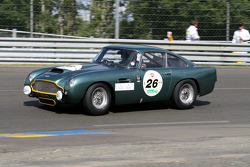 #26 Aston Martin DB4 GT 1960: Peter Thornton, David Garrett