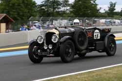 #15 Bentley 4,5 Le Mans 1928: Adrien Legoux