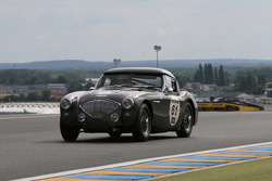 #61 Austin Healey 100/6 1956: Henry Mann, David Smith