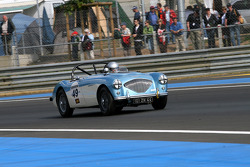 #49 Austin Healey 1000m 1955: Georges Troussier
