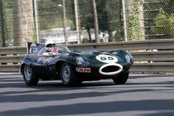 1955捷豹D Type