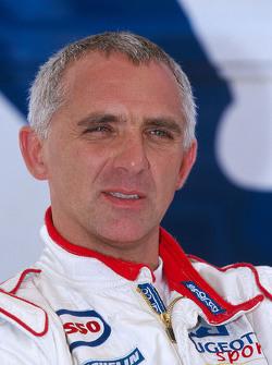 François Delecour, Peugeot Sport