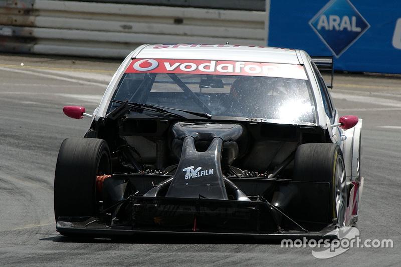 Susie Wolf, Mücke Motorsport Mercedes