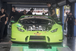 #16 Change Racing Lamborghini Huracan: Bill Sweedler, Townsend Bell, Bryan Sellers, Madison Snow, Bryce Miller