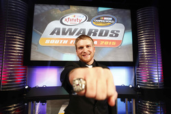 NASCAR Xfinity Series champion Chris Buescher, Roush Fenway Racing