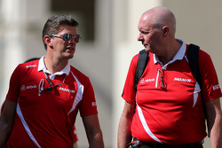 Graeme Lowdon, Team Principal, Manor F1 Team