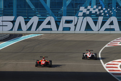 Emil Bernstorff, Arden International en Esteban Ocon, ART Grand Prix
