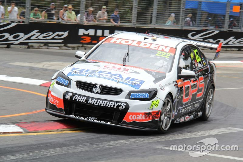 Nick Percat Lucas Dumbrell Motorsport Holden At Homebush
