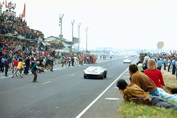 John Wyer Automotive Engineering车队6号福特GT40 Mk.I