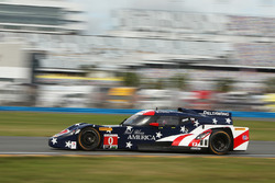 #0 Panoz DeltaWing Racing DWC13: Katherine Legge, Andy Meyrick, Sean Rayhall, Andreas Wirth