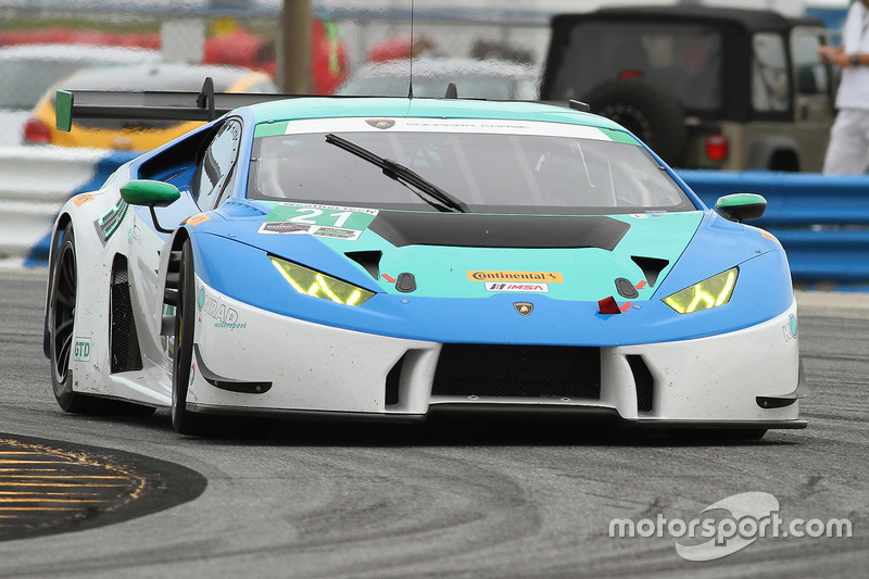 21 konrad motorsport lamborghini huracan gt3 emanuele busnelli jim michaelian at daytona. Black Bedroom Furniture Sets. Home Design Ideas