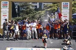 Bike category winner Toby Price, KTM