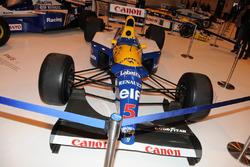 Williams F1 Display
