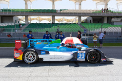 #99 Eurasia Motorsport Oreca 03R Nissan: William Lok, Tack Sung Kim, Richard Bradley