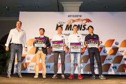 2015-2016赛季LMP3组年度颁奖:DC Racing获得冠军