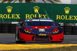 保罗·米勒车队48号兰博基尼Huracan GT3:米尔科·博尔托洛蒂、布莱恩·塞勒斯、麦迪逊·斯诺、布莱斯·米勒