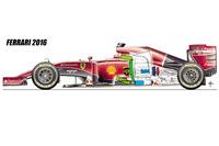 فورمولا 1 صور - فيراري 2016