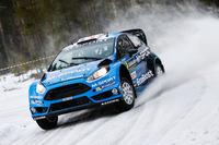 WRC Foto - Eric Camilli, Nicolas Klinger, M-Sport Ford Fiesta WRC