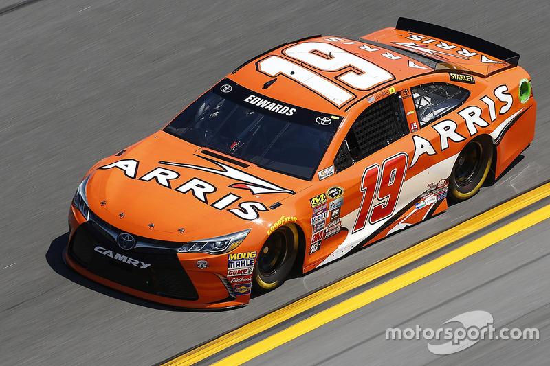 Startplatz 10: Carl Edwards (Gibbs-Toyota)