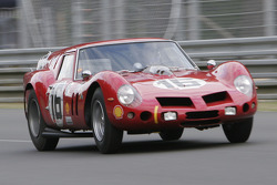16-Werner, Werner, Sonnery-Ferrari 250 GT Breadvan 1961