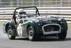 11-Hoble, Triumph TR2 1954