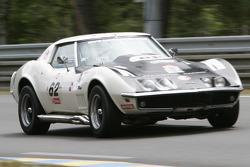 62-Bingham, Bentley, Perkins-Chevrolet Corvette 1969