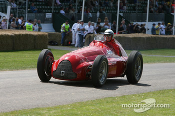 Paul Pietsch drove the Alfa Romeo 159 in the 1950s