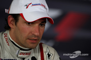 Press conference: second place Timo Glock