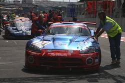 #116 Patrick Chaillet (Signa Motorsport) Dodge Viper CC: Patrick Chaillet, Christophe Geofroy, Benoit Galand, Pierre-Yves Rosoux