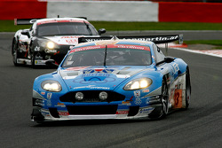 #33 Jetalliance Racing Aston Martin DB9: Karl Wendlinger, Ryan Sharp, Alex Muller, Lukas Litchner-Hoyer
