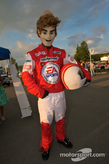 Watkins Glen fan fest: NASCAR Heroes Jimmy Dash