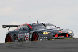 #59 Team Modena Aston Martin DBR9: Tomas Enge, Antonio Garcia