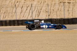 John DImmer, 1971 Tyrrell 004