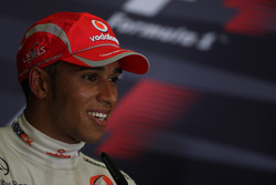 FIA press conference: Lewis Hamilton